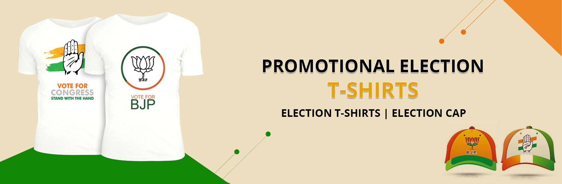 Promotiona Election Items
