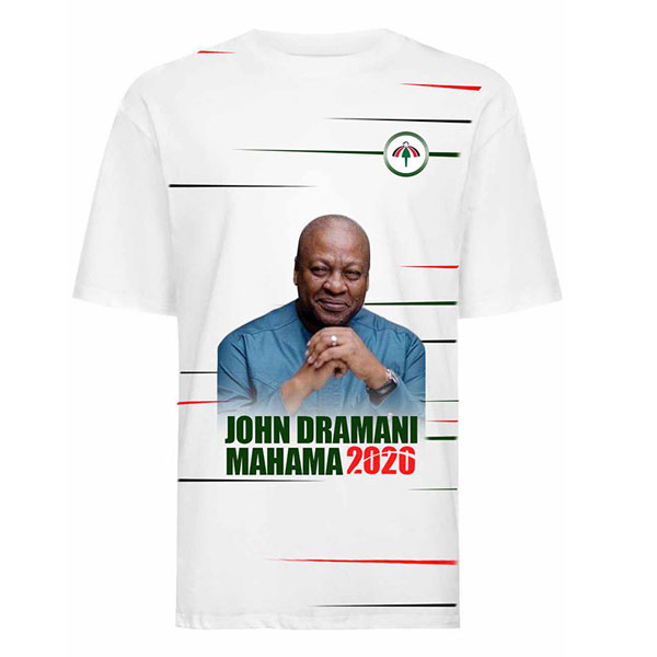 Africa Election T Shirts Manufacturers in Meerut