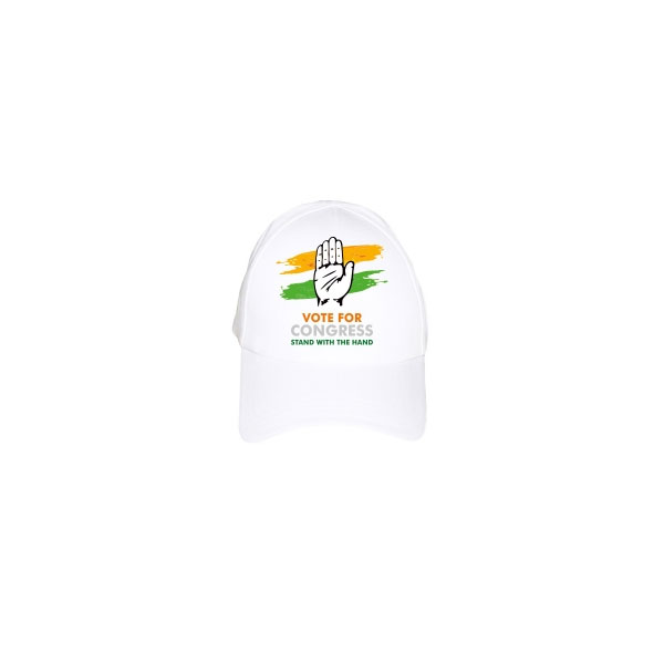 Election Campaign Slogan Cap Manufacturers in Gurgaon