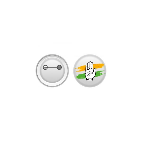 Election Campaign Slogan Pin Manufacturers in Indore