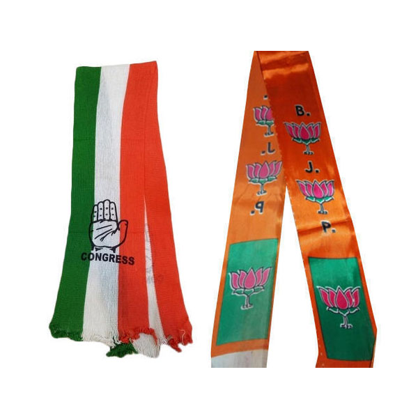 Election Scarf Manufacturers in Gurgaon