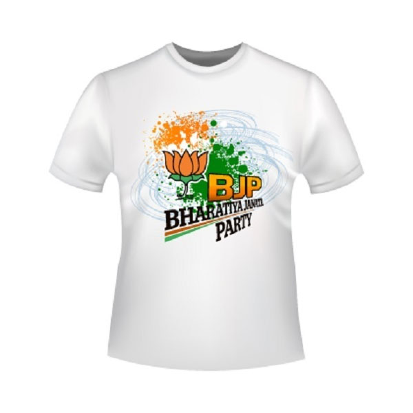 Election T Shirts Manufacturers in Varanasi