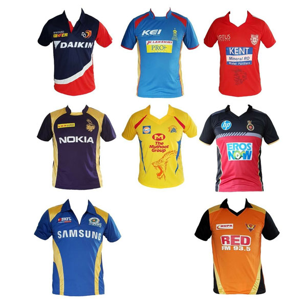 IPL Team Jersey Manufacturers in Bhopal