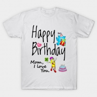 Birthday T Shirts Manufacturers in Surat