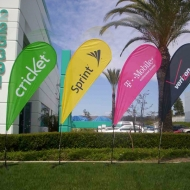 Commercial Flags and Banners Manufacturers in Delhi