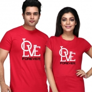 Couple T Shirts Manufacturers in Faridabad