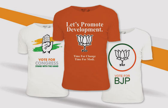 Promotional Election Items Manufacturers in Rajkot